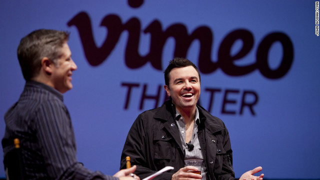 Seth MacFarlane offers glimpse of 'Ted' at SXSW
