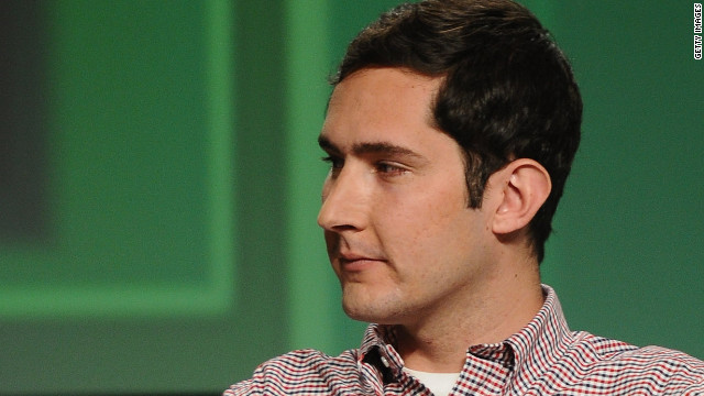 Kevin Systrom, CEO of photo-sharing app Instagram, has given few details about what changes its 50 million users can expect.