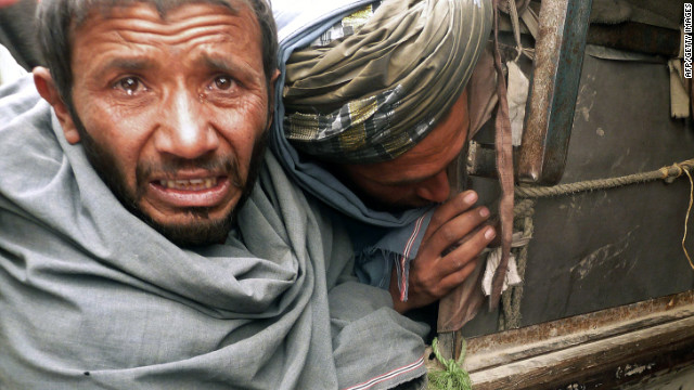 Afghanis killed