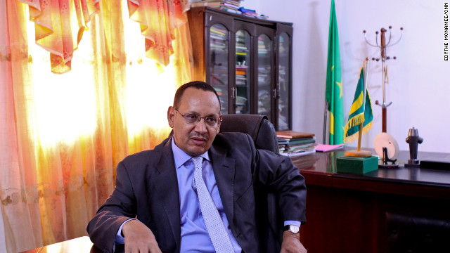 Mauritanian minister responds to accusations that slavery is rampant