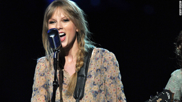 Taylor Swift tops list of music&#039;s high earners