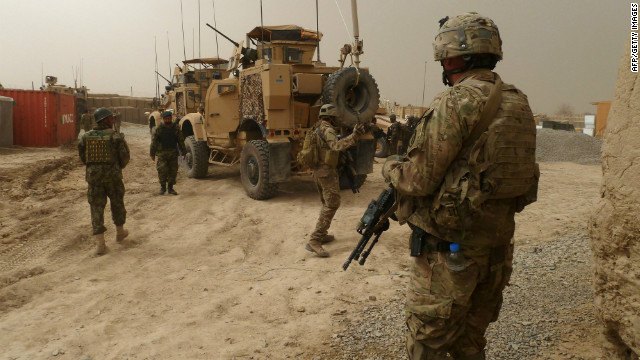 Erin Burnett OutFront in Afghanistan