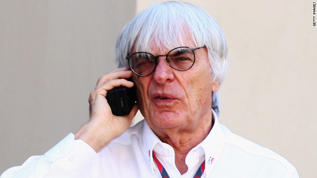 Bernie Ecclestone supports the idea of introducing team budgets to Formula One.