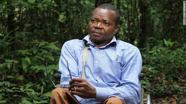 Marc Ona Essangui is a Gabonese activist and internationally-recognized environmentalist. In 2009, he won the 2009 Goldman Prize, a coveted award that honors grassroots environmental heroes from across the globe.