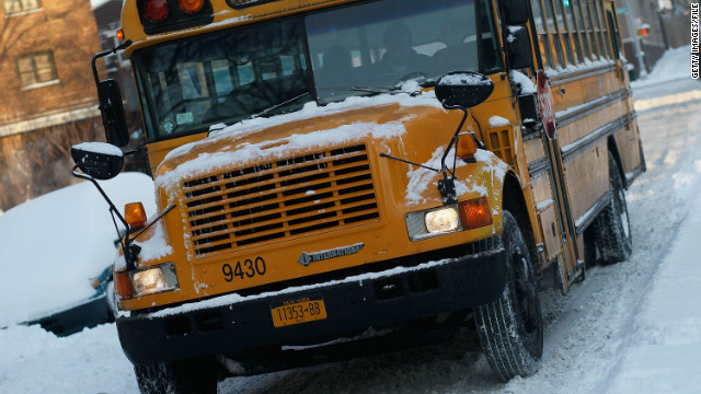 Overheard on CNN.com: Safety belts on school buses? After wreck, readers debate