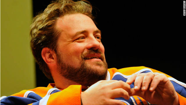 Kevin Smith is planning a stage production of