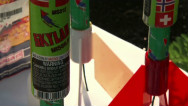 The RidicuList: Bottle rocket incident