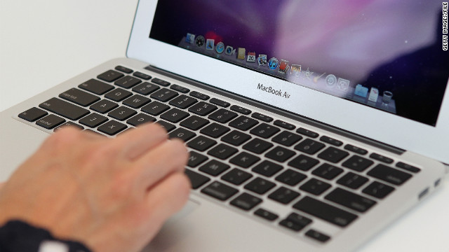 Apple advierte sobre fallas en la memoria de las MacBook Air