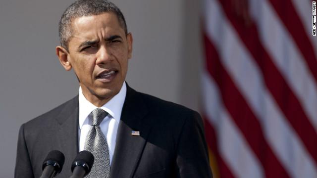 """Obama califica de """"indignante"""" la matanza de 16 civiles en Afganistán"""