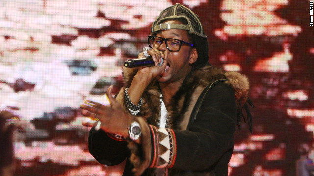 Rapper 2 Chainz on his 'second chance'