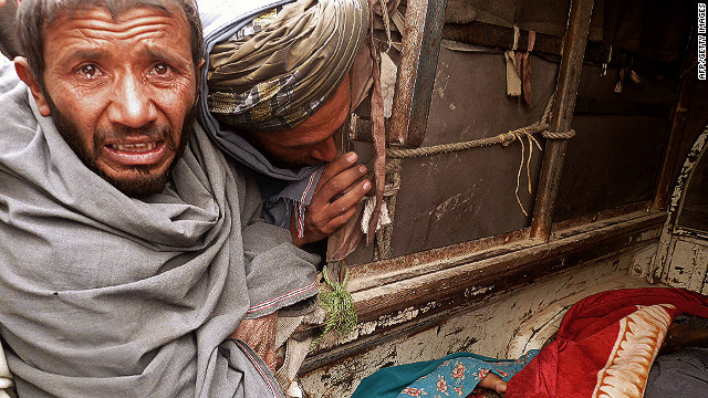 El Pentágono contempla la pena de muerte por la matanza de 16 civiles afganos