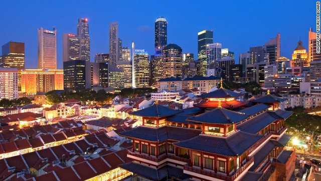 Singapore finished ninth with GDP per capita of $55,182.