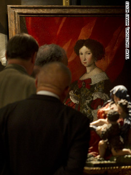 TEFAF's vetting process is well known among dealers: Museum professionals check every work of art on display at the fair to make sure it is of the highest quality.