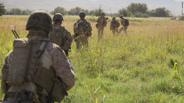 Pentagon weighs Afghanistan troop options after 2014