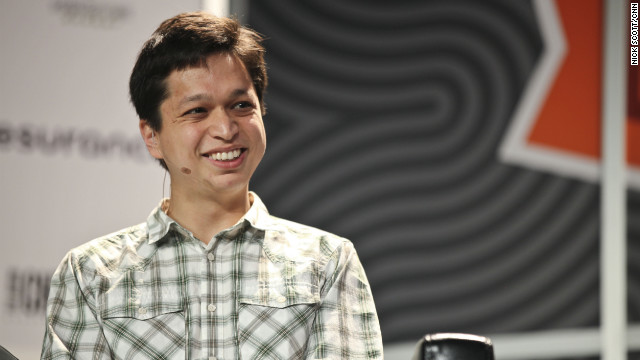 Pinterest co-founder Ben Silbermann spoke at SXSW Interactive on Tuesday.