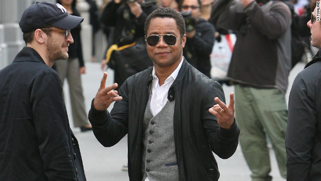 Cuba Gooding Jr. will not face charges in relation to a New Orleans bar incident.