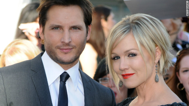 Jennie Garth speaks on split as Facinelli files for divorce