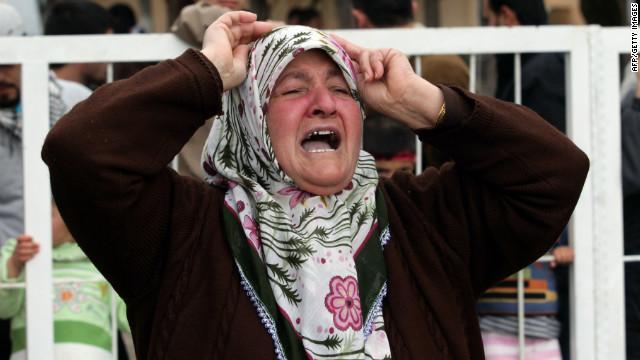 Activistas de la oposición declaran un día de duelo en Siria