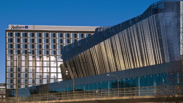 Radisson Blu Waterfront Hotel in Stockholm, Sweden