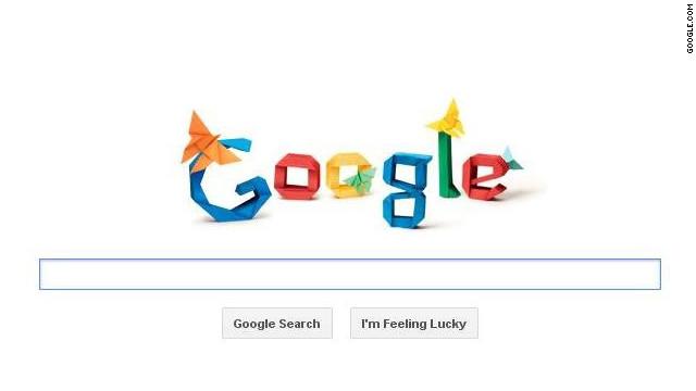 El logo de Google le rinde homenaje al maestro del origami
