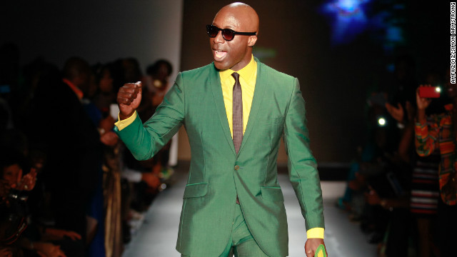 Arise Magazine Fashion Week 2012 comes to Lagos