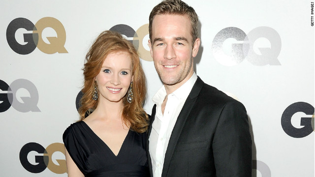 James Van Der Beek, wife welcome son