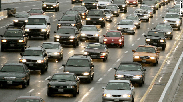 Despite the recent rise in gas prices, more people plan to travel during the upcoming Labor Day holiday than last year.