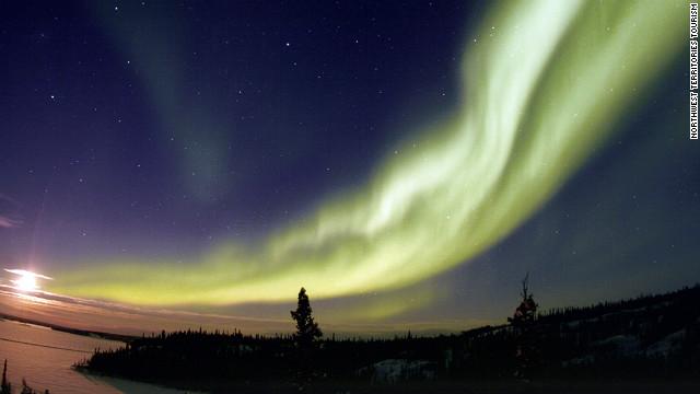 5 lugares para ver las auroras boreales más brillantes