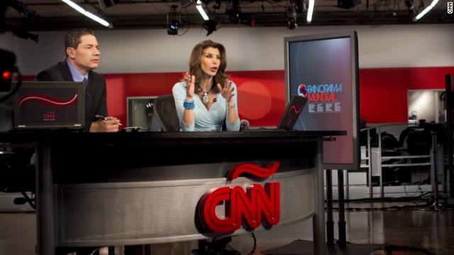 CNN en Español celebra 15 años de historia