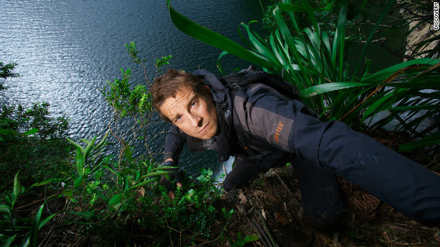 Bear Grylls of 'Man vs. Wild,' Discovery part ways