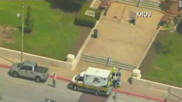 Tiroteo en una corte de Texas deja un muerto y dos heridos
