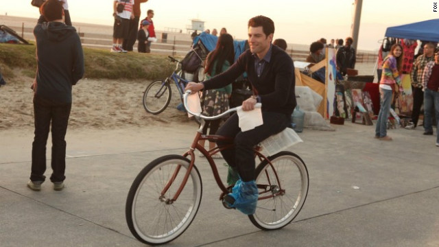 'New Girl': The reinvention of Schmidt
