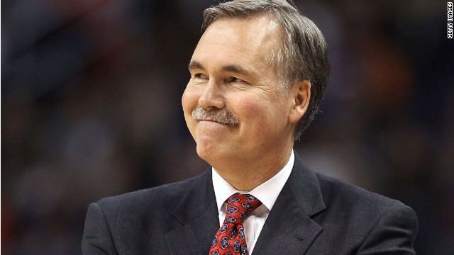 Mike D'Antoni tapped to be L.A. Lakers next head coach