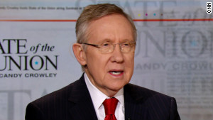 Senate Majority Leader Harry Reid, D-Nevada, urged the House to pass the transportation bill quickly.