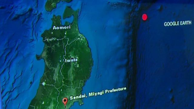 Un sismo de magnitud 6,8 sacude Japón