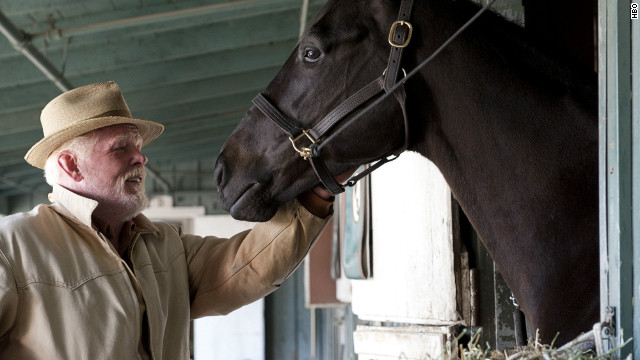 HBO cancels 'Luck' after horse deaths