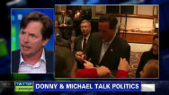 Michael J. Fox on Rick Santorum