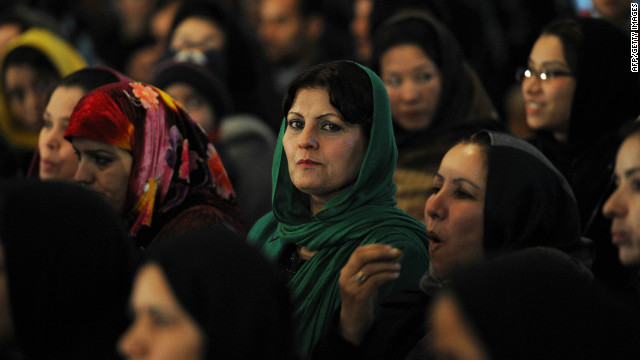 Why U.S. can't deliver women's rights to Afghanistan