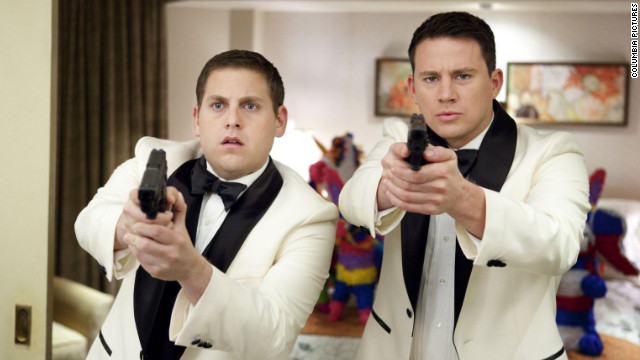 Jonah Hill and Channing Tatum star in