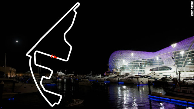 Abu Dhabi Grand Prix: November 4, Yas Marina &lt;br/&gt;&lt;br/&gt;2012 champion: Kimi Raikkonen, Lotus&lt;br/&gt;&lt;br/&gt;