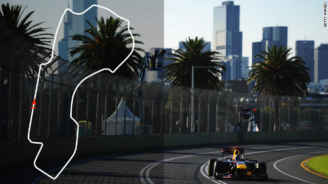 Formula One 2012: The circuits