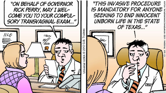 Opinion: Why 'Doonesbury' gets it wrong