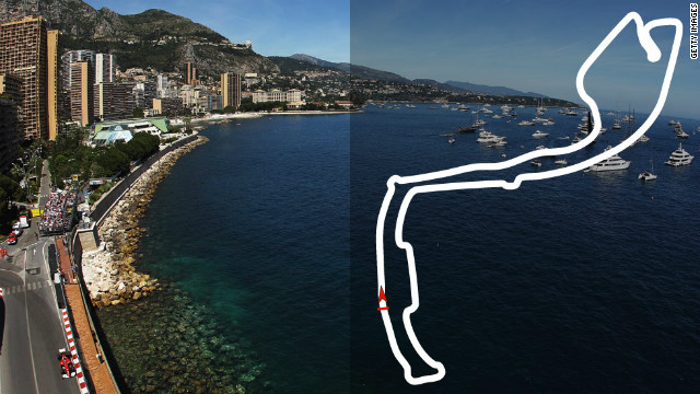 Monaco Grand Prix: May 27, Monte Carlo &lt;br/&gt;&lt;br/&gt;2012 champion: Mark Webber, Red Bull