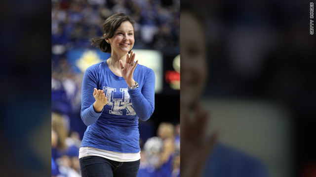 Ashley Judd: The importance of a backup bracket