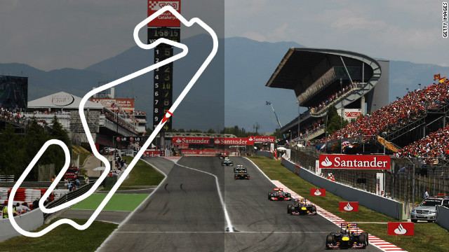 Spanish Grand Prix: May 13, Catalunya <br/><br/>2012 champion: Pastor Maldonado, Williams&#8221; border=&#8221;0&#8243;/><cite style=