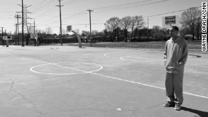 Merriweather on courts where he and Hardaway played: \