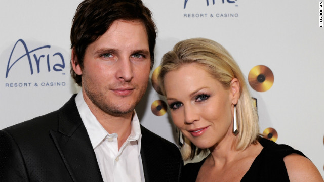 Peter Facinelli, Jennie Garth on cheating rumors