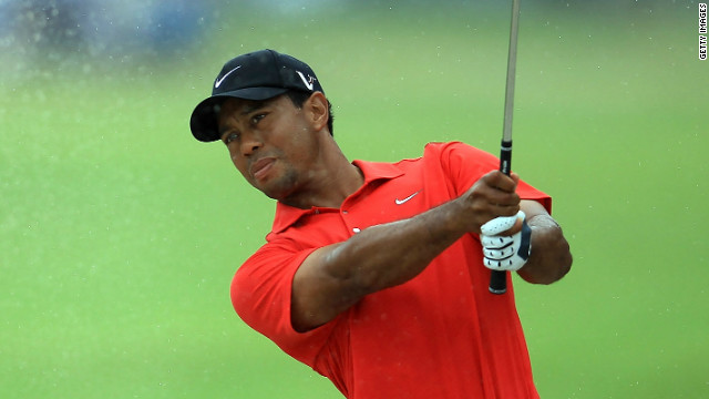 Tiger Woods has told U.S. television that he expects to play at this year's Masters despite recently straining his Achilles tendon.