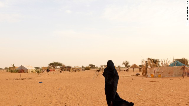 Mauritania: Where escaping slavery can be a crime