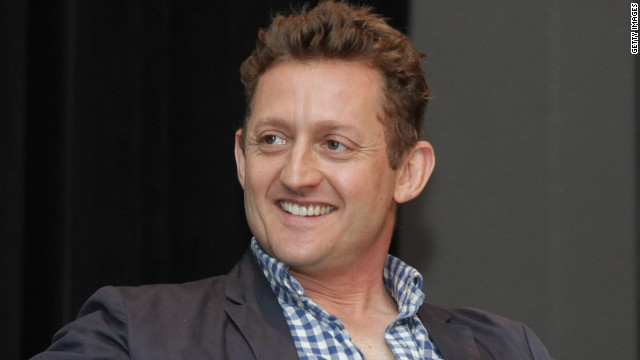 Alex Winter on his Napster doc, 'Bill & Ted' reunion